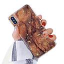 ieftine Șervețele-Maska Pentru Apple iPhone XS / iPhone XR / iPhone XS Max IMD Capac Spate Marmură Moale TPU