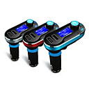 cheap Galaxy J Series Cases / Covers-Wireless Hands-free Bluetooth Car Kit  FM Transmitter MP3 Player With Dual 2.1A USB Charging,Support USB/SD/Aux-in