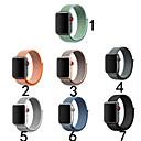 저렴한 아이폰 케이스-시계 밴드 용 Apple Watch Series 4/3/2/1 Apple 클래식 버클 나일론 손목 스트랩