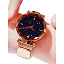 ieftine Ceasuri Damă-Pentru femei Ceasuri de lux Ceas de Mână Quartz Negru / Albastru / Violet 30 m Rezistent la Apă imitație de diamant Analog femei Casual Modă - Mov Albastru Roz auriu