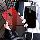 ieftine HDMI-Maska Pentru Xiaomi Xiaomi Pocophone F1 / Xiaomi Mi 8 / Xiaomi Mi 8 SE Oglindă Capac Spate culoare Gradient Greu Sticlă Temperată