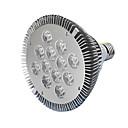 저렴한 다양한 LED 조명-1 개 12 W 490-700 lm E26 / E27 성장하는 전구 12 LED 비즈 고성능 LED 레드 / 블루 85-265 V / 1개 / RoHS 규제