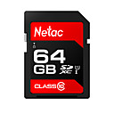 cheap Necklaces-Netac 64GB memory card UHS-I U1 / Class10 p600