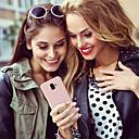 رخيصةأون حافظات / جرابات هواتف جالكسي J-غطاء من أجل Samsung Galaxy J7 (2017) / J6 Plus / J5 (2017) مثلج غطاء خلفي لون سادة ناعم جل السيليكا