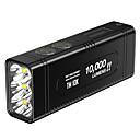ieftine USB-uri-Nitecore TM10K Lanterne  Manuale LED LED emițători 1 Mod Zbor cu Baterii și Încărcătoare Cool Utilizare Zilnică
