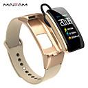 billige Klokkeremmer til Garmin-B31 Herre Smart armbånd Android iOS Bluetooth Smart Sport Vanntett Pulsmåler Blodtrykksmåling Stopur Pedometer Samtalepåminnelse Aktivitetsmonitor Søvnmonitor / Tyngekraftsensor / Nærhetsssensor