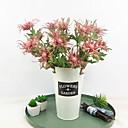 preiswerte Künstliche Blumen-Künstliche Blumen 3 Ast Klassisch Simple Style Pastoralen Stil Ewige Blumen Tisch-Blumen