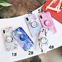 저렴한 아이폰 케이스-케이스 제품 Apple iPhone XR / iPhone XS Max 스탠드 / IMD / 패턴 뒷면 커버 마블 소프트 TPU 용 iPhone XS / iPhone XR / iPhone XS Max