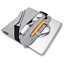 """رخيصةأون أدوات الحمام-حقائب الكتف / حقائب لون سادة منسوجات إلى MacBook Pro 15-inchمع شاشة ريتينا / MacBook 12'' / New MacBook Air 13"""" 2018"""
