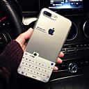お買い得  iPhone 用ケース-ケース 用途 Apple iPhone XR / iPhone XS Max パターン バックカバー ワード/文章 ソフト TPU のために iPhone XS / iPhone XR / iPhone XS Max