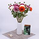 رخيصةأون أزهار اصطناعية-زهور اصطناعية 1 فرع كلاسيكي أوروبي النمط الرعوي أقحوان أزهار الطاولة