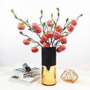 preiswerte Künstliche Blumen-Künstliche Blumen 1 Ast Klassisch Stilvoll Pastoralen Stil Pflanzen Tisch-Blumen