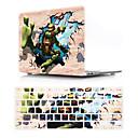 ieftine Machiaj & Îngrijire Unghii-MacBook Carcase Desene Animate PVC pentru MacBook Air 13-inch