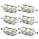 olcso LED kukorica izzók-YouOKLight 6db 4 W LED kukorica izzók 320 lm R7S 36 LED gyöngyök SMD 2835 Hideg fehér 85-265 V / RoHs / FCC