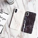 levne iPhone pouzdra-Carcasă Pro Apple iPhone XS / iPhone XS Max Ultra tenké / Vzor Zadní kryt Mramor Měkké PC pro iPhone XS / iPhone XR / iPhone XS Max