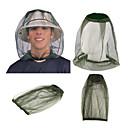 billige Rejsetasker-Hovedtøj Anti-Insekt / Anti-myg 45*33 cm Camping Ensfarvet