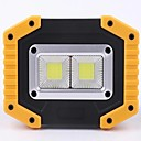 cheap DIY Parts and Tools-1pc 10 W LED Floodlight New Design White 5.5 V Outdoor Lighting 2 LED Beads