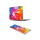 "billige HDMI-kabler-MacBook Case with Protectors Oliemaleri PVC for MacBook 12'' / Ny MacBook Pro 15"" / New MacBook Air 13"" 2018"