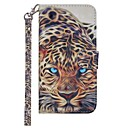cheap Cases / Covers for Nokia-Case For Nokia Nokia 5.1 Wallet / Card Holder / with Stand Full Body Cases Animal Hard PU Leather for Nokia 5.1