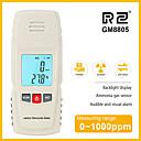 رخيصةأون وسائد-Rz 8805 أول أكسيد الكربون co co كاشف تسرب الغاز محلل عالية الدقة مراقبة الغاز 1000ppm gm8805 يده lcd اختبار
