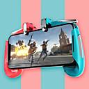 ieftine Accesorii Smartphone Game-ak16 pubg mobil gamepad pubg controler pentru telefon l1r1 prindere cu joystick / declanșator l1r1 butoane de foc publice pentru iphone android ios