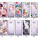 cheap Galaxy J Series Cases / Covers-Case For Samsung Galaxy Note 9 Transparent / Pattern Back Cover Flower Soft TPU for Note 9