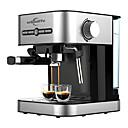 זול פנסים-פרס הגשם מזל אספרסו מכונת אספרסו מובנה חלב frother 15bar קפה Maker