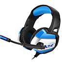 billige Headset og hovedtelefoner-LITBest Hovedtelefoner og headset Ledning Hovedtelefoner Høretelefon Kunstlæder / ABS Resin / Metal Gaming øretelefon Headset
