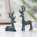 رخيصةأون ديكورات خشب-كائنات ديكور, راتينج الحديث المعاصر إلى الديكورات المنزلية الهدايا 2pcs