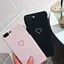 Недорогие Чехлы и кейсы для Galaxy A7-Кейс для Назначение Apple iPhone XS / iPhone XR / iPhone XS Max Защита от удара Кейс на заднюю панель С сердцем Мягкий пластик