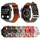 preiswerte Apple Watch Armbänder-Uhrenarmband für Apple Watch Serie 4/3/2/1 Apple Classic Schnalle Echtlederarmband