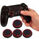 זול אביזרים ל-PS4-4-חתיכת משחק בקר האגודל מקל אחיזה עבור מכסה הבקר של ps4 / xboxone / xbox360 / PS3