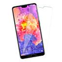 رخيصةأون Huawei أغطية / كفرات-2 قطع الزجاج المقسى حامي الشاشة الأمامية خدش / مكافحة بصمة ل p10 p10 لايت p10plus p20 p20pro p20lite p30 p30pro p30lite