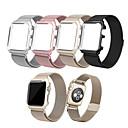 abordables Correas para Apple Watch-Ver Banda para Apple Watch Series 4/3/2/1 Apple Correa Milanesa Acero Inoxidable Correa de Muñeca