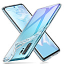 رخيصةأون Huawei أغطية / كفرات-غطاء من أجل Huawei Huawei P20 / Huawei P20 Pro / Huawei P20 lite ضد الصدمات / نحيف جداً / شفاف غطاء خلفي لون سادة ناعم TPU / P10 Plus / P10 Lite / P10