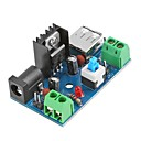 cheap Relays-7-15v 9v 12v to 5v 2a l7805 buck converter power supply module with switch
