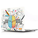 ieftine Breloc-caseta seria de creier pentru MacBook pro aer retina 11/12/13/15 (a1278-a1989) pvc caz hard