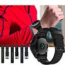 رخيصةأون أساور ساعات Garmin-حزام إلى vivomove HR / Vivoactive 3 Garmin عصابة الرياضة جلد / نايلون شريط المعصم