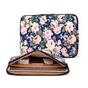 """ieftine Carcase Laptop-Laptop 13 """" / 14 """"laptop / 15 """"laptop Mânecă pânză Print Floral Unisex Rezistent la Șoc"""