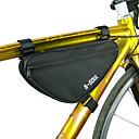 رخيصةأون حقائب الدراجة-B-SOUL 1.8 L حقيبة دراجة الإطار مثلث الإطار الإطار المحمول مضاعف حقيبة الدراجة تيريليني حقيبة الدراجة حقيبة الدراجة أخضر دراجة الطريق دراجة جبلية الخارج