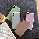 cheap iPhone Cases-Case For Apple iPhone XS Max / iPhone 6 Shockproof Back Cover Solid Colored Soft Silicone for iPhone XS / iPhone XR / iPhone XS Max