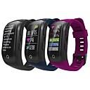 رخيصةأون Smartwatch كابلات وشواحن-s908s الذكية ووتش للماء شاشة ملونة الذكية معصمه النشاط اللياقة تعقب الرياضة gps القلب رصد معدل سوار الذكية