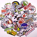 رخيصةأون الديكورات-40 قطع مختلطة مضحك ماركة diy ملصقات مثير لل ديكور المنزل ملصقا صائق الثلاجة التزلج خربش سيارة دراجة نارية