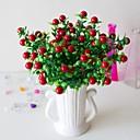 ieftine Inele-1pc simplă creație simulare plantă ghiveci bogat de fructe norocos de fructe birou de zi de studiu studiu de plante verde