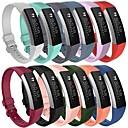 billige Klokkeremmer til Fitbit-Klokkerem til Fitbit Alta HR / Fitbit Alta Fitbit Sportsrem Silikon Håndleddsrem