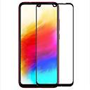 זול נורות שני פינים לד-מגן מסך ל XIAOMI Xiaomi Redmi Note 7 זכוכית מחוסמת יחידה 1 מגן מסך קדמי (HD) ניגודיות גבוהה / קשיחות 9H / קצה מעוגל 2.5D