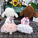 ieftine Imbracaminte & Accesorii Căței-Câine Rochii Îmbrăcăminte Câini Terilenă Bumbac Costume Pentru Iarnă