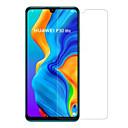 رخيصةأون واقيات شاشات Huawei-حامي الشاشة لهواوي هواوي p30 لايت الزجاج المقسى 1 قطعة حامي الشاشة الأمامية عالية الوضوح (hd) / 9 h صلابة / 2.5d حافة منحنية