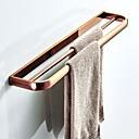 economico Gadget per il bagno-Portasciugamani a muro Nuovo design Moderno / Modern Ottone 1pc Montaggio su parete