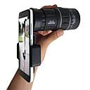 Недорогие Чехлы и кейсы для Galaxy S6 Edge-16x52 монокуляр телескопа высокой четкости с двойной фокусировкой и ночным видением для всех видов активного отдыха